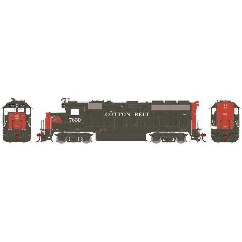 HO GP40-2 with DCC & Sound SSW #7639