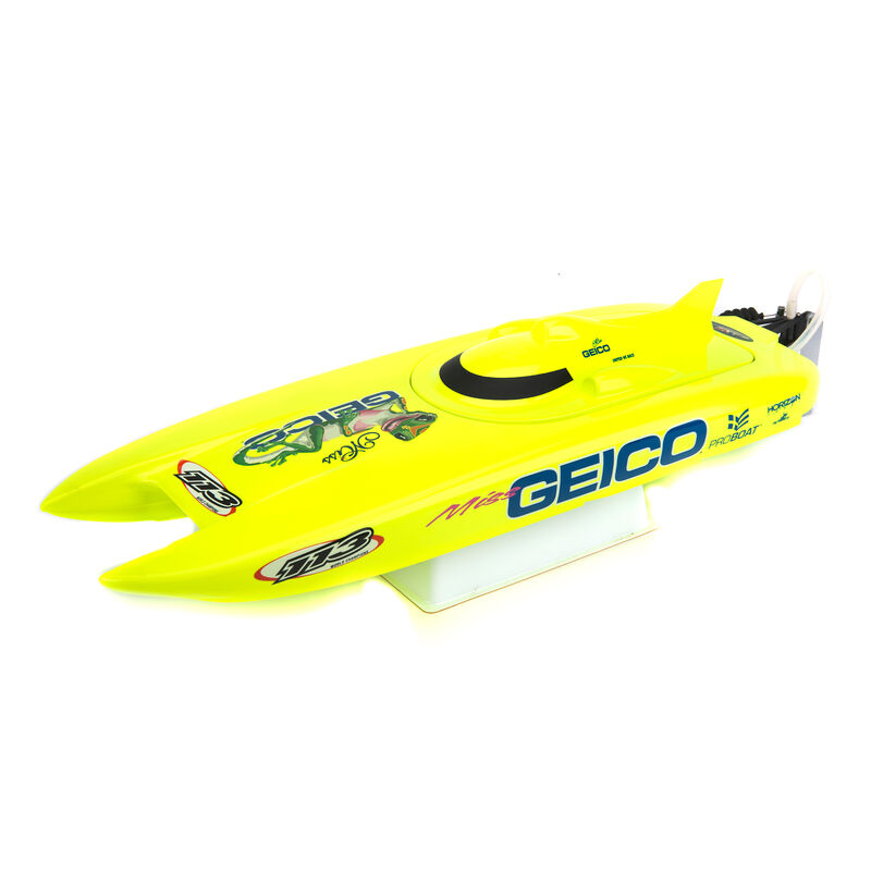 "Miss Geico 17"" Brushed Catamaran RTR"
