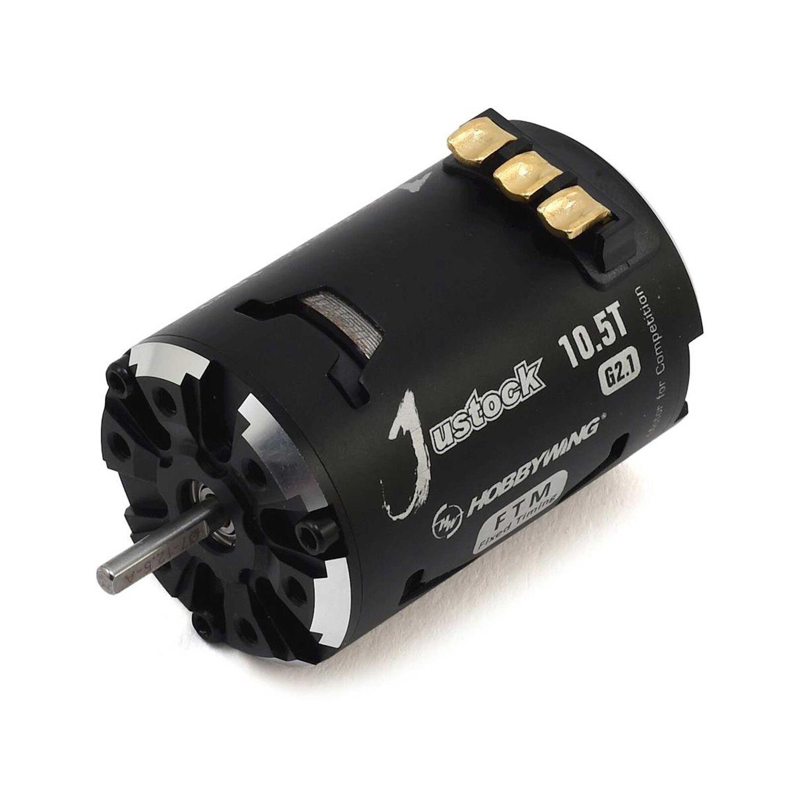 Justock Fixed Timing Motor, 10.5