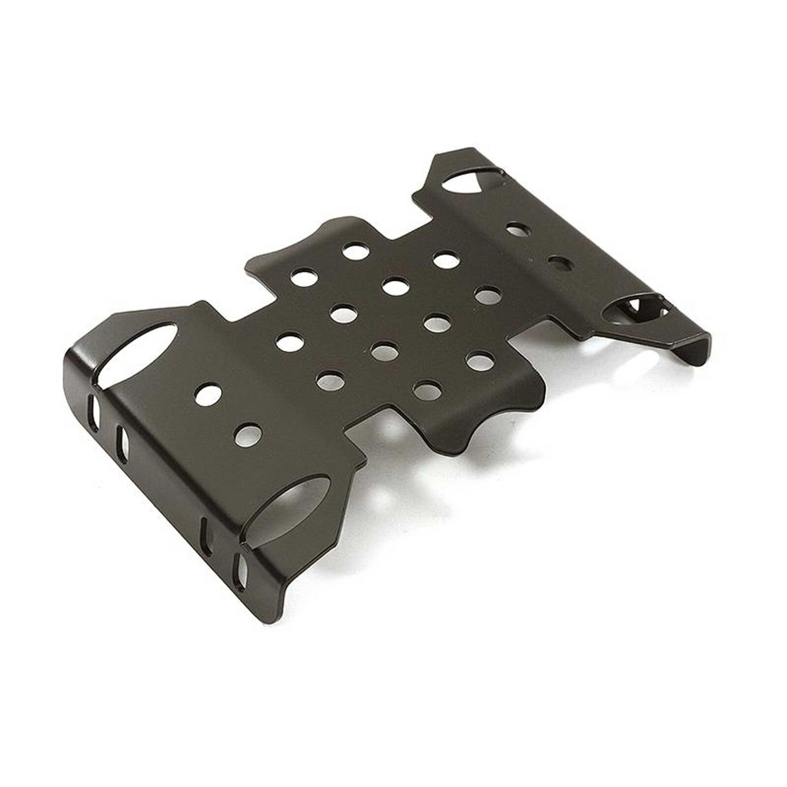 Metal Protection Center Skid Plate: SCX10 II