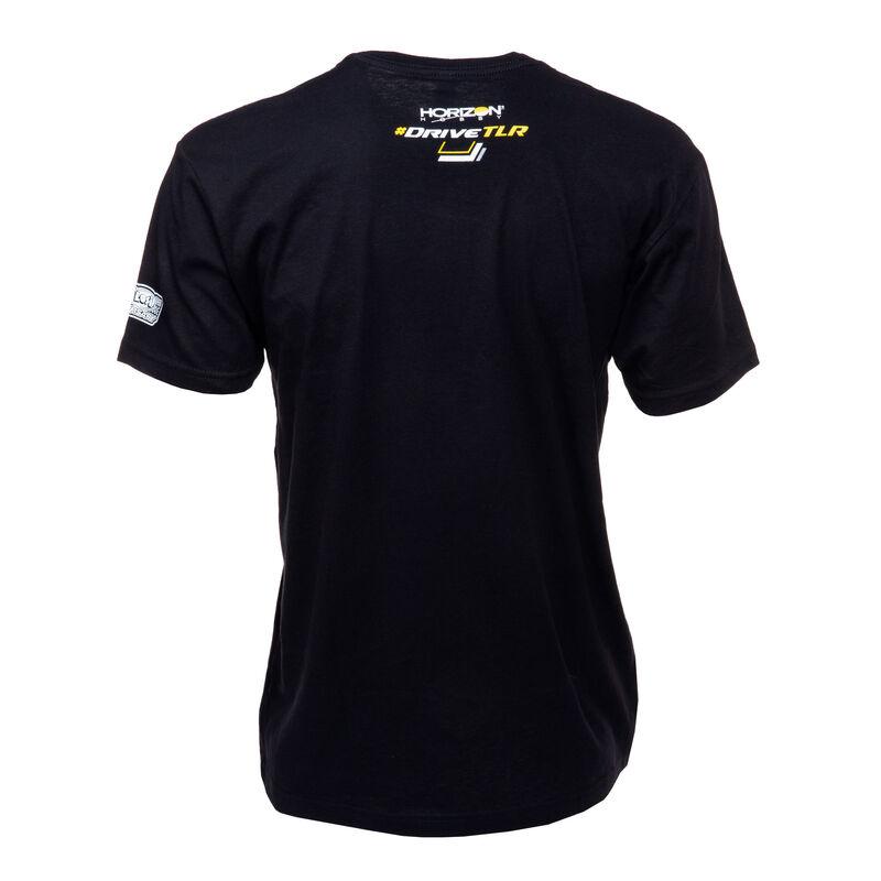 TLR 2020 Black T-Shirt, XXX-Large