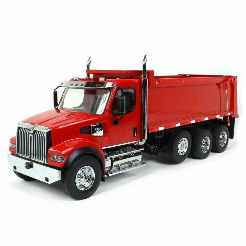 1/16 Western Star 49X SFFA Dump Truck