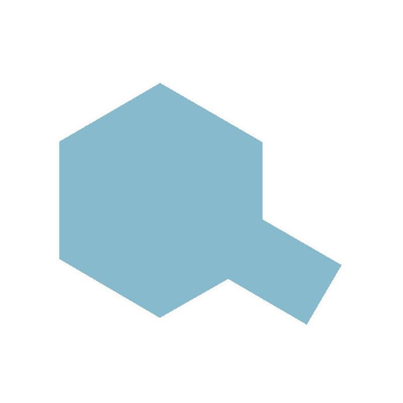 Polycarbonate PS-49 Sky Blue Anondized Alumimum, Spray 100 ml