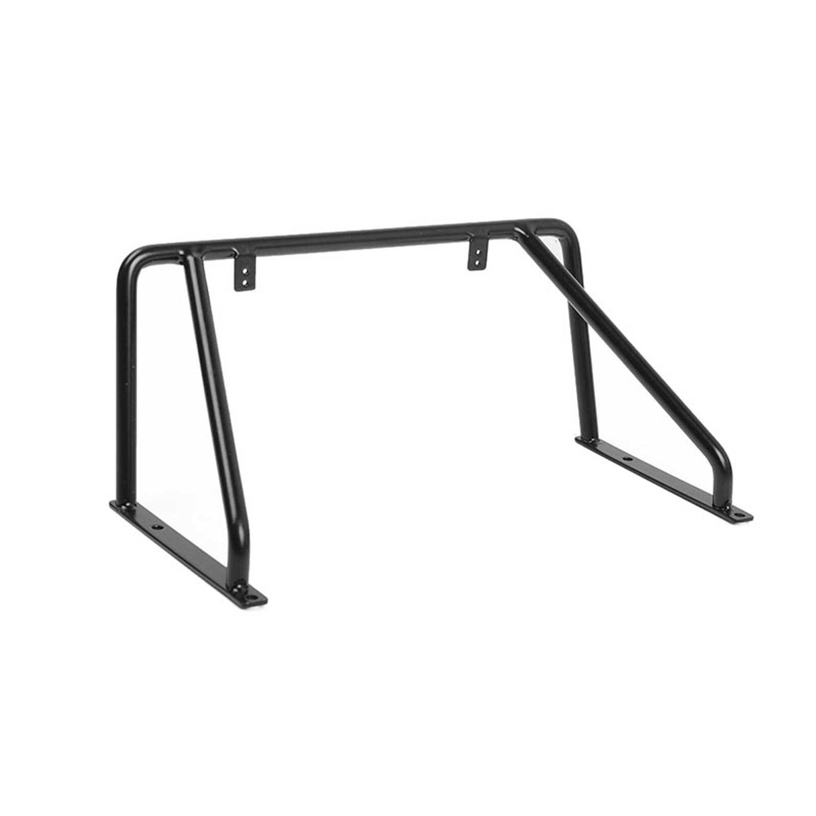 Steel Tube Roll Bar-VS4-10 Origin Halfcab Black