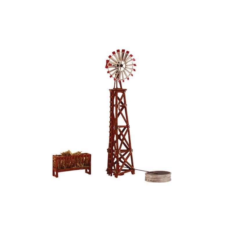 HO B/U Windmill