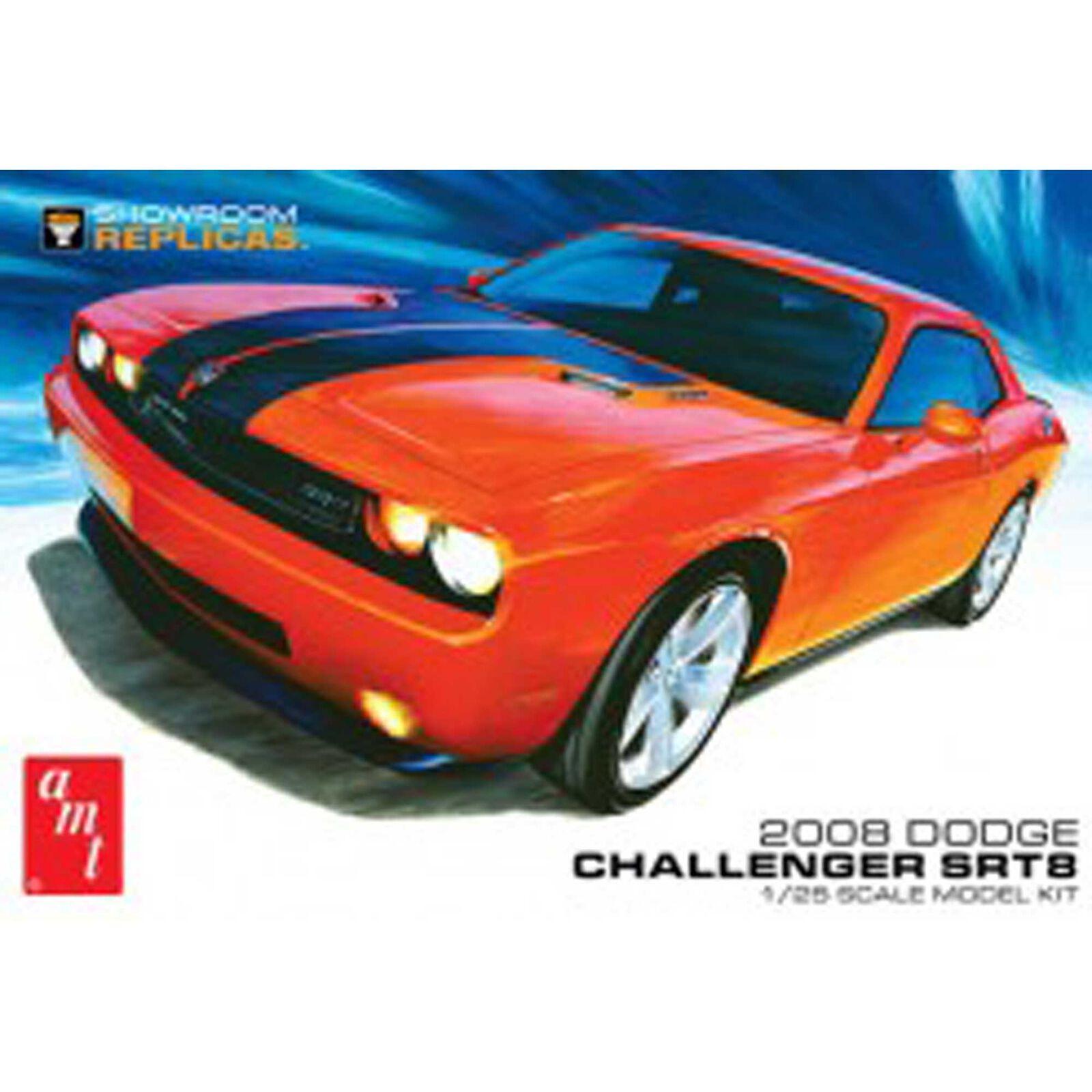 1/25 2008 Dodge Challenger SRT8, Model Kit