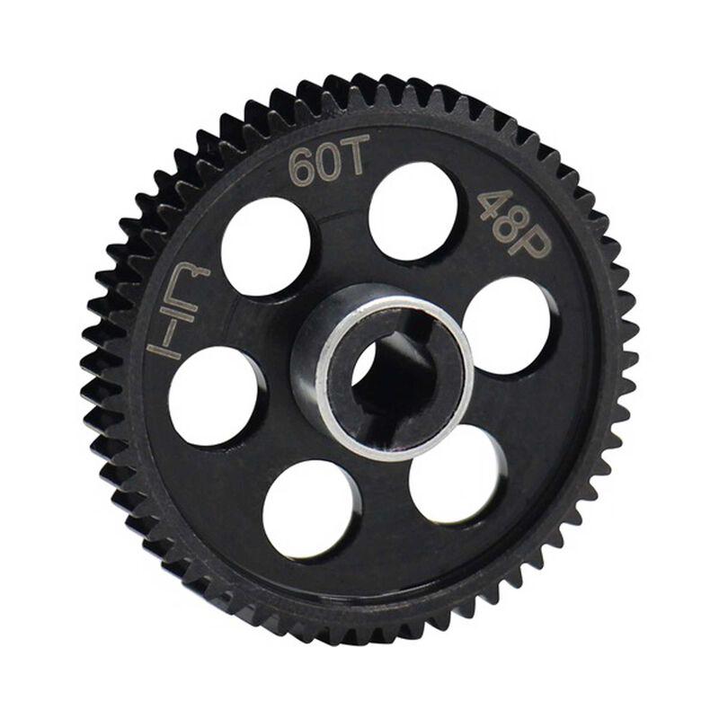 Steel Main Gear, 60T 48 pitch: Yeti Jr Can Am
