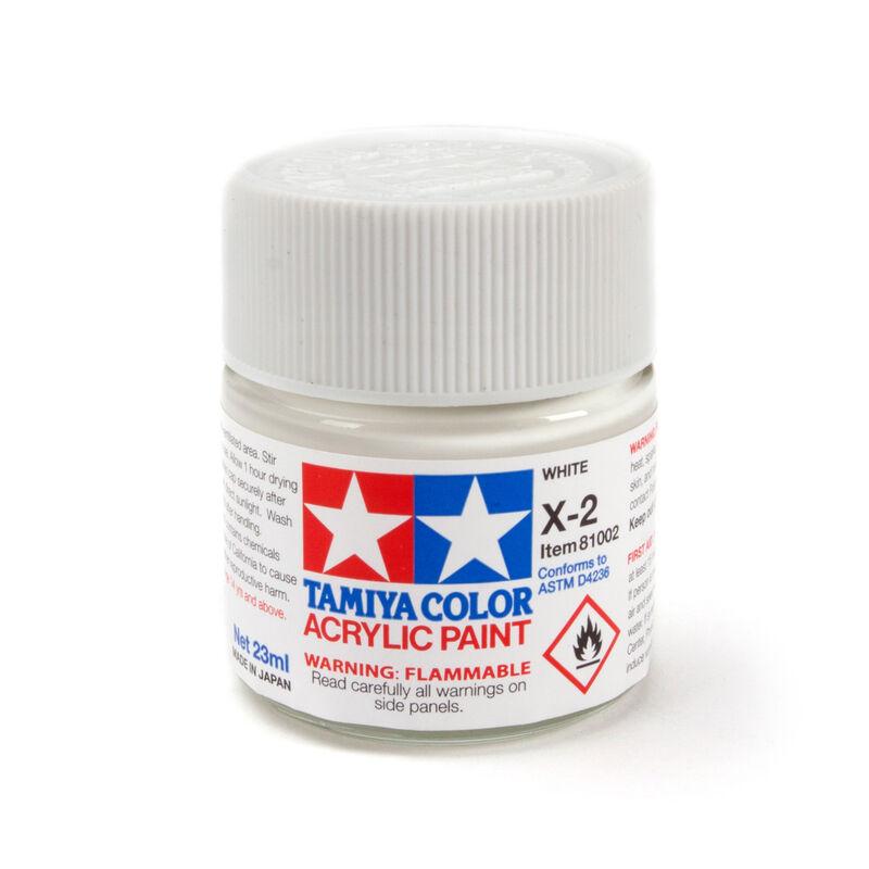 Acrylic X2 Gloss,White
