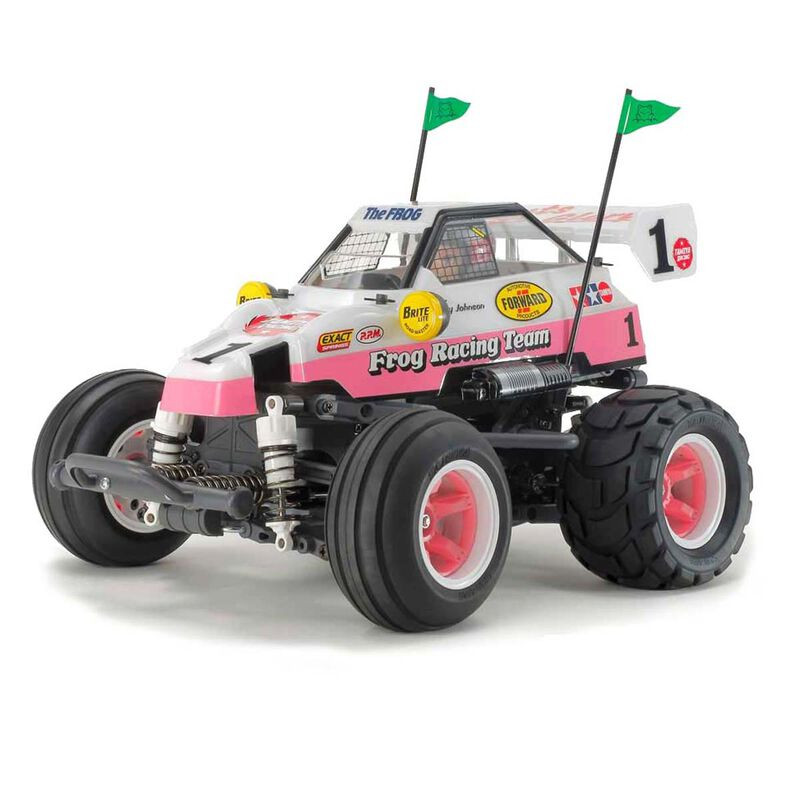 1/10 Comical Frog WR-02CB 2WD Buggy Kit