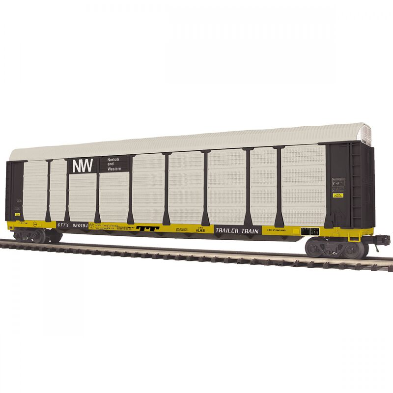 O Corrugated Auto Carrier N&W CTTX #820194