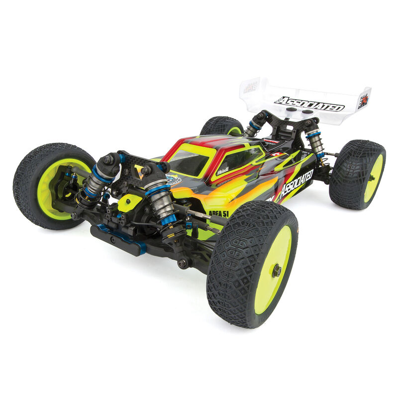 1/10 RC10B74.1D Buggy Team Kit