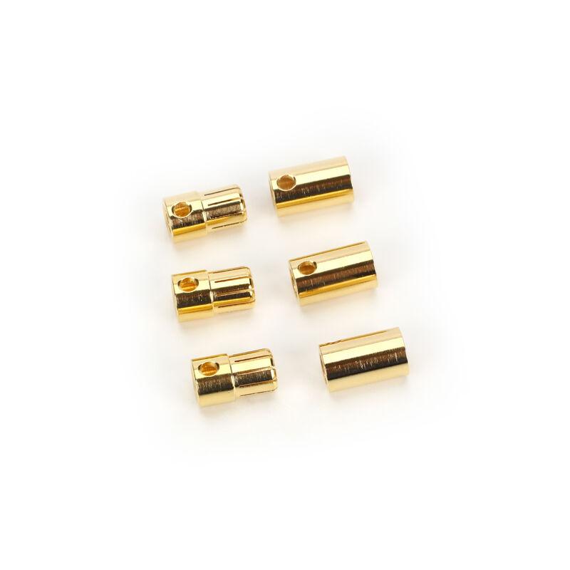 High Current Connector: 8.0mm Bullet Set (3)