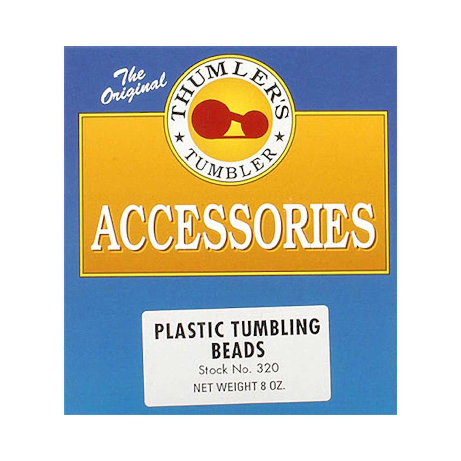 Plastic Tumbling Beads