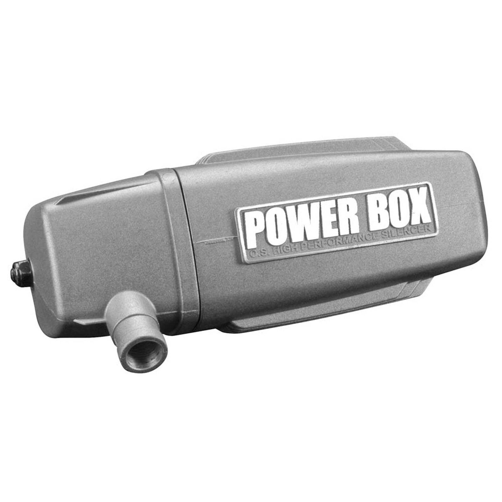 Muffler Power Box: 120AX
