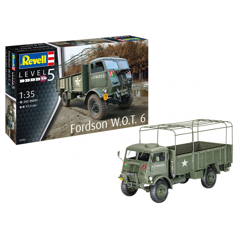 1/35 Model W.O.T. 6