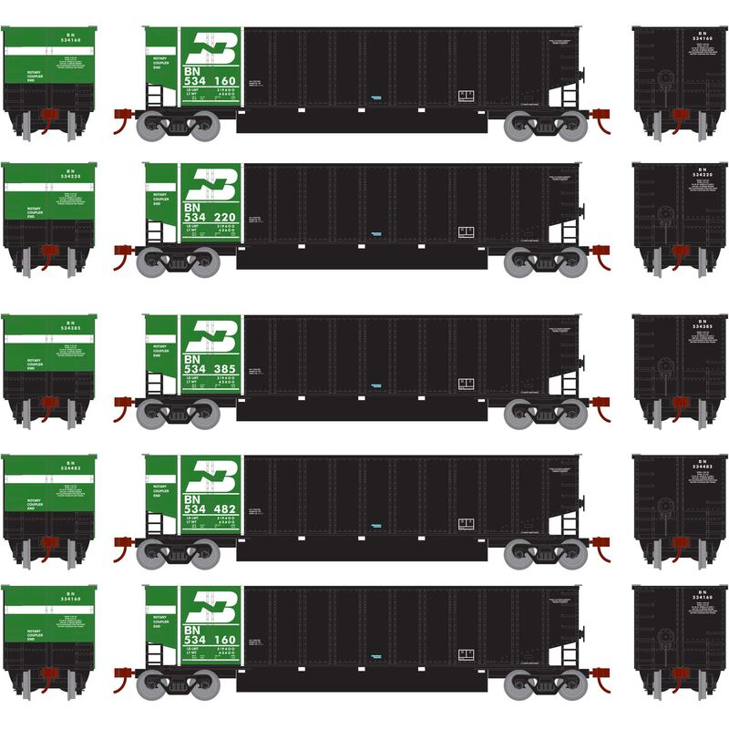 N Bethgon Coalporter with Load BN Black #1 (5)