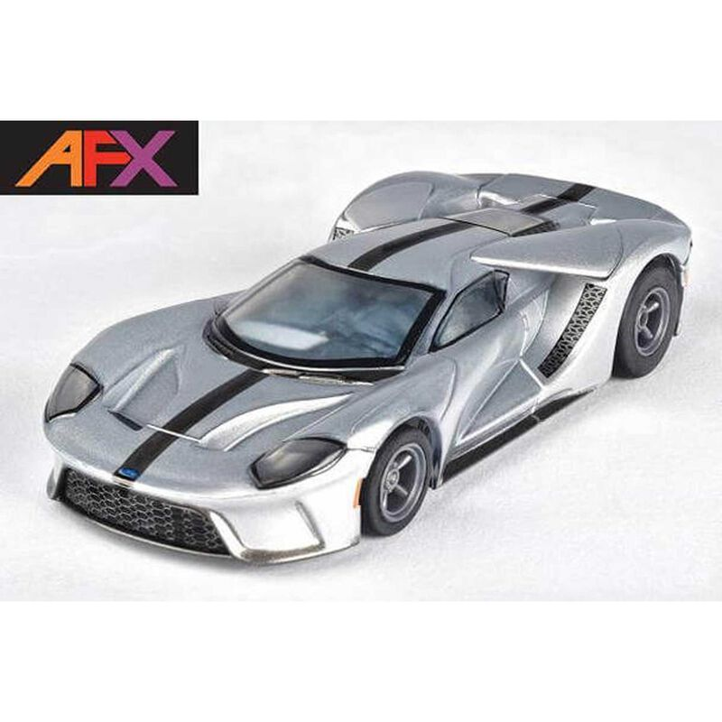Ford GT Silver Black