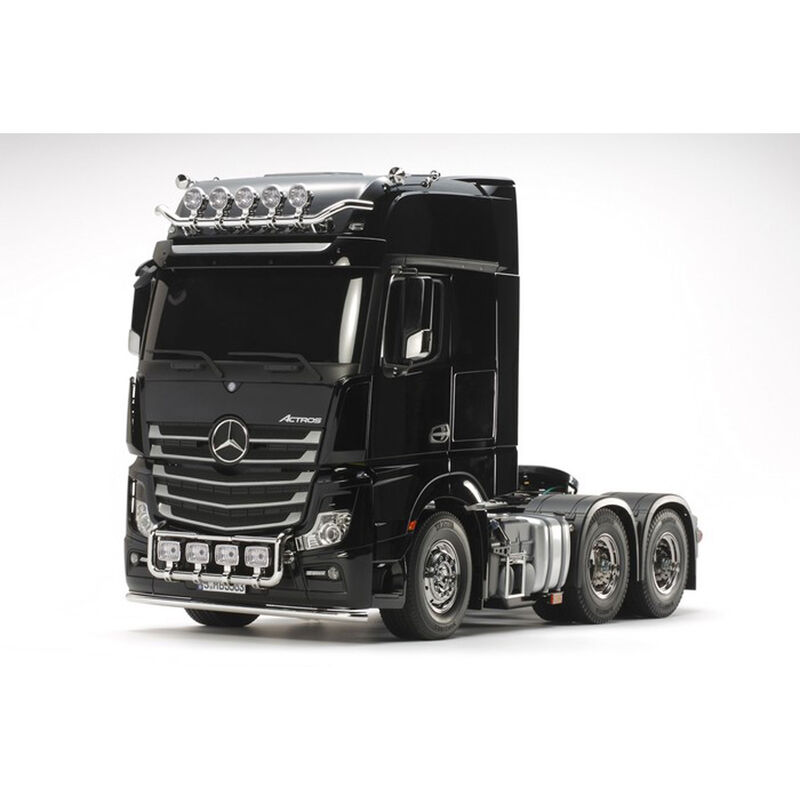1/14 Mercedes-Benz Actros 3363 6x4 GigaSpace Kit