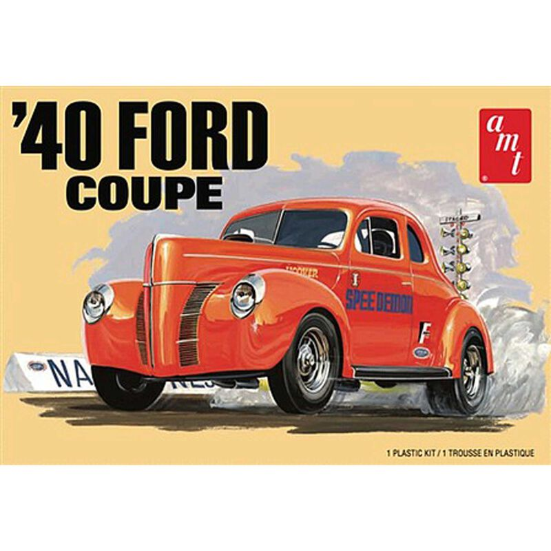 1 25 1940 Ford Coupe 2T