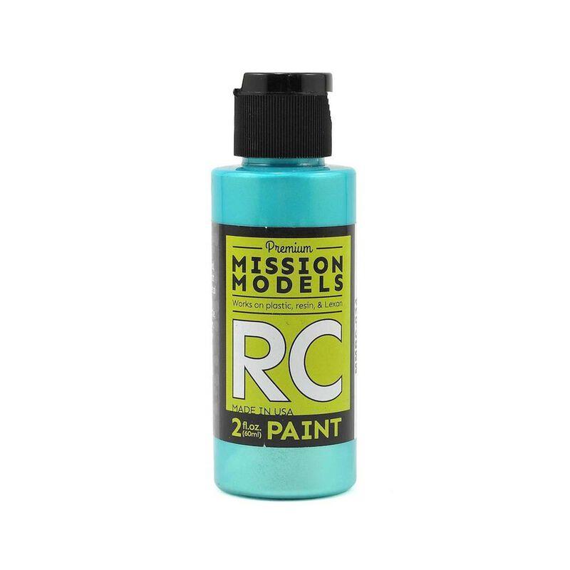RC Iridescent Teal2oz