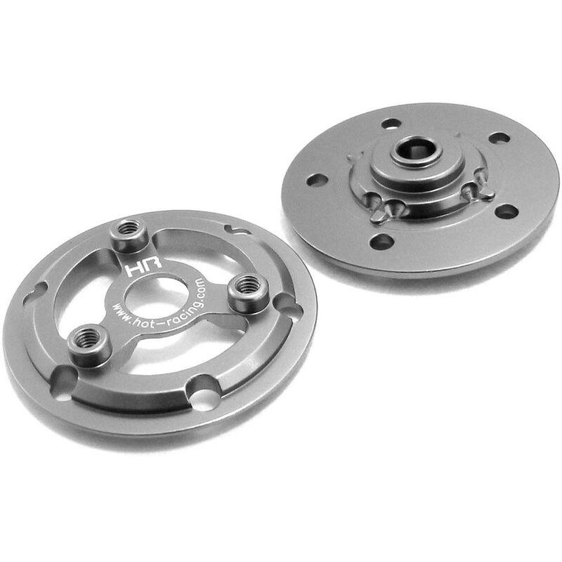 Heavy Duty Slipper Pressure Plate and Hub, Large