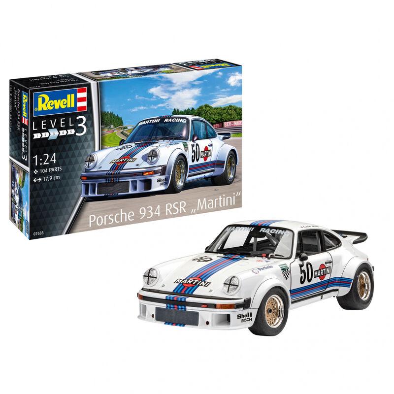 1/24 Porsche 934 RSR Martini