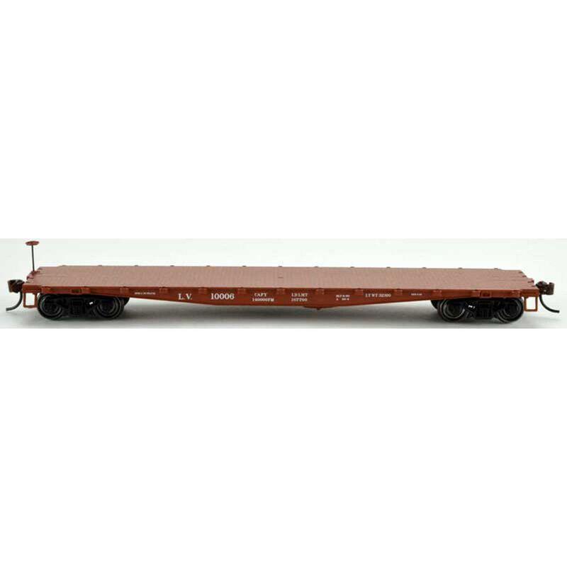 HO 50' Flat LV #10025