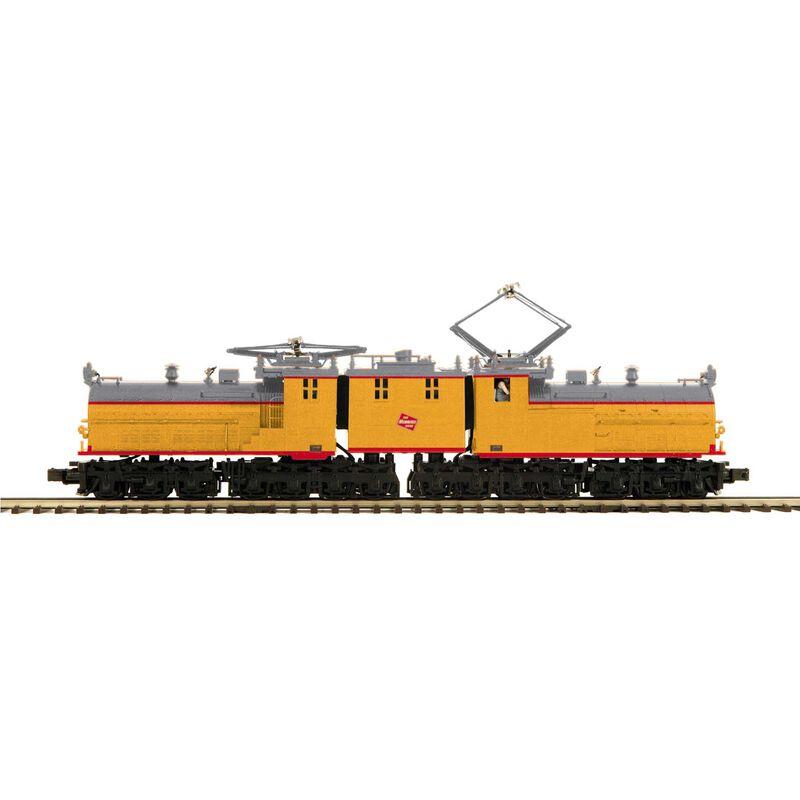 O Hi-Rail EP-2 Bipolar with PS3 MILW #E-4