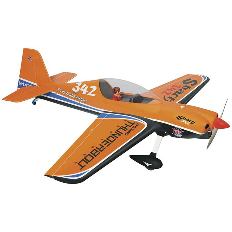 "Sbach 342 Aerobat .46-.55 GP EP ARF 55.3"""