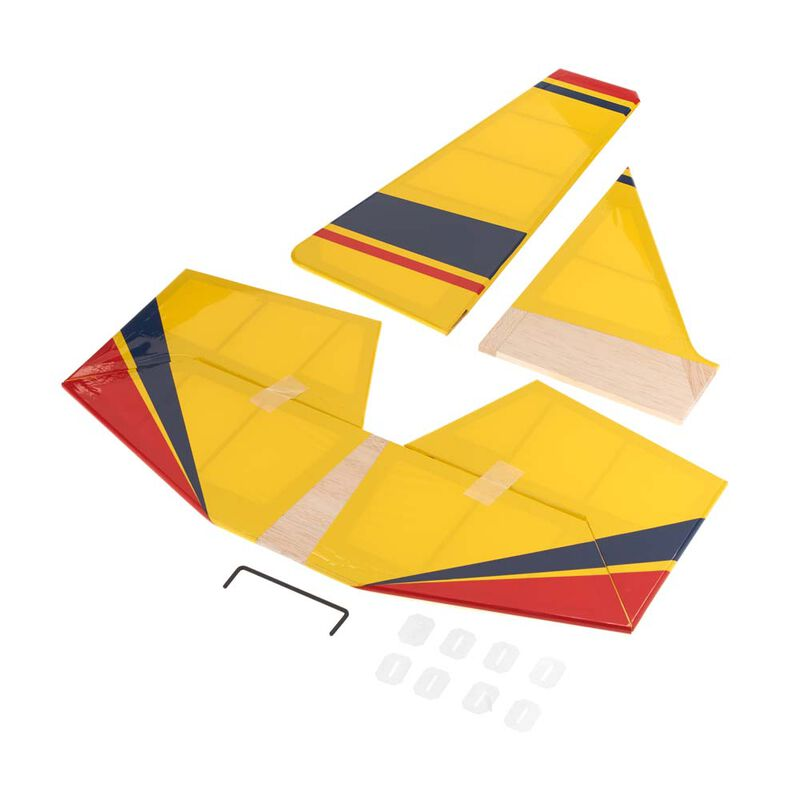 Tail Surface Set Ultimate .46 EP ARF