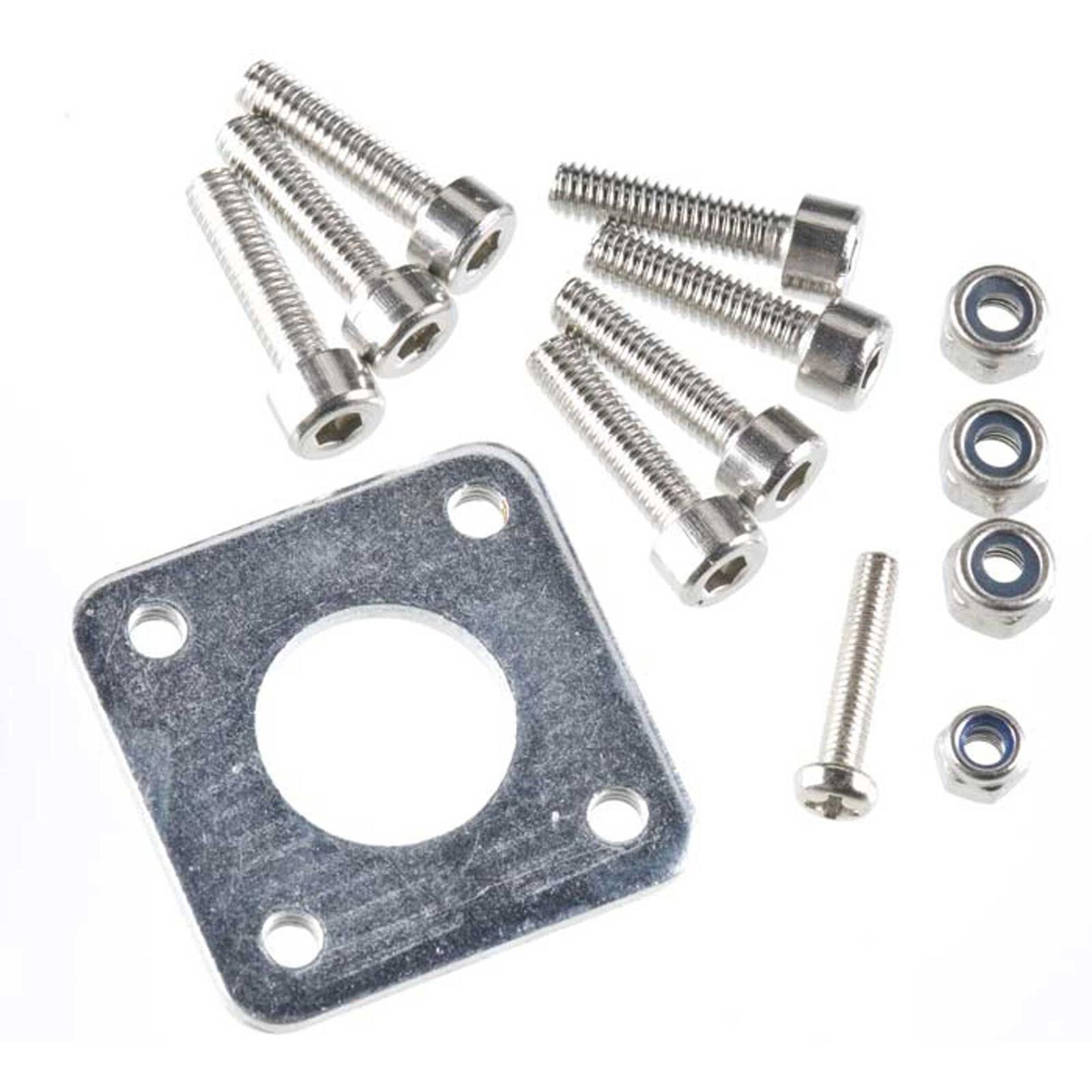 Rudder Mount Bolts and Nuts: Rio 51