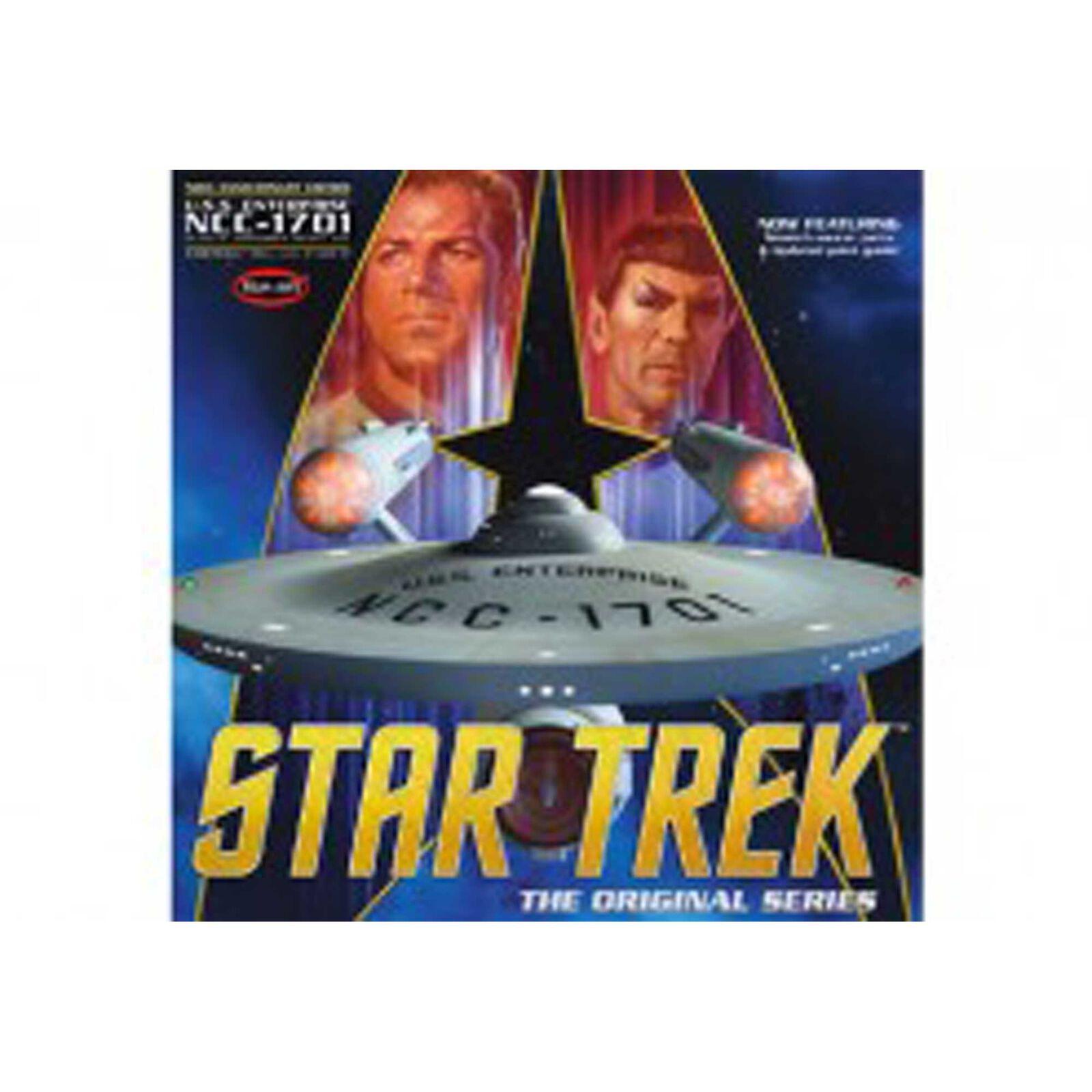 Star Trek TOS Enterprise 50th Anniversary Edition