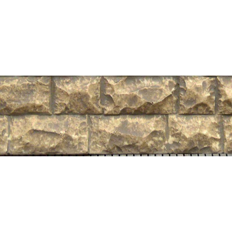 "O/G Flexible Large Cut Stone Wall, 3.5""x13.75"""