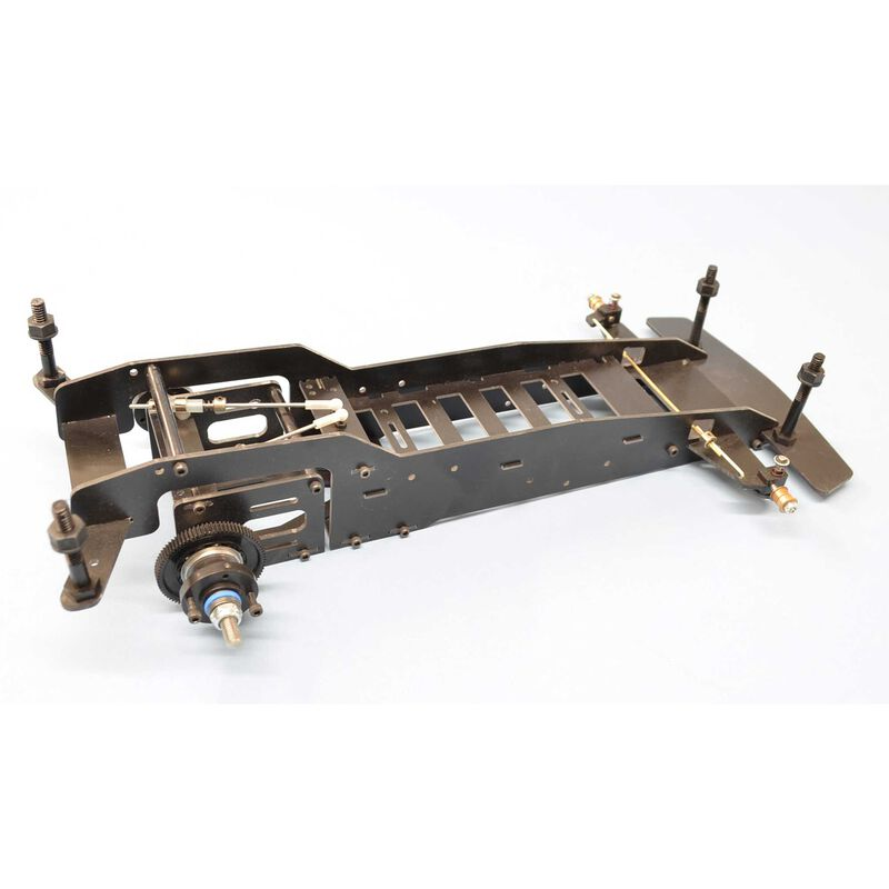 1/10 Spec 10 2WD Chassis Kit (Less Body and Tires)