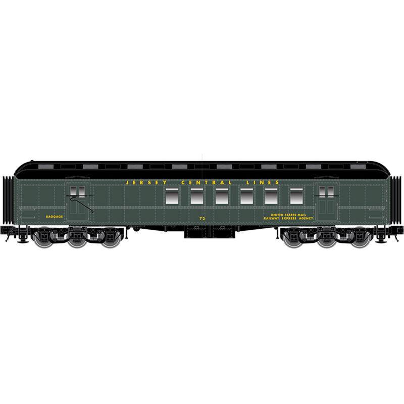 O TrainMan 60' RPO CNJ