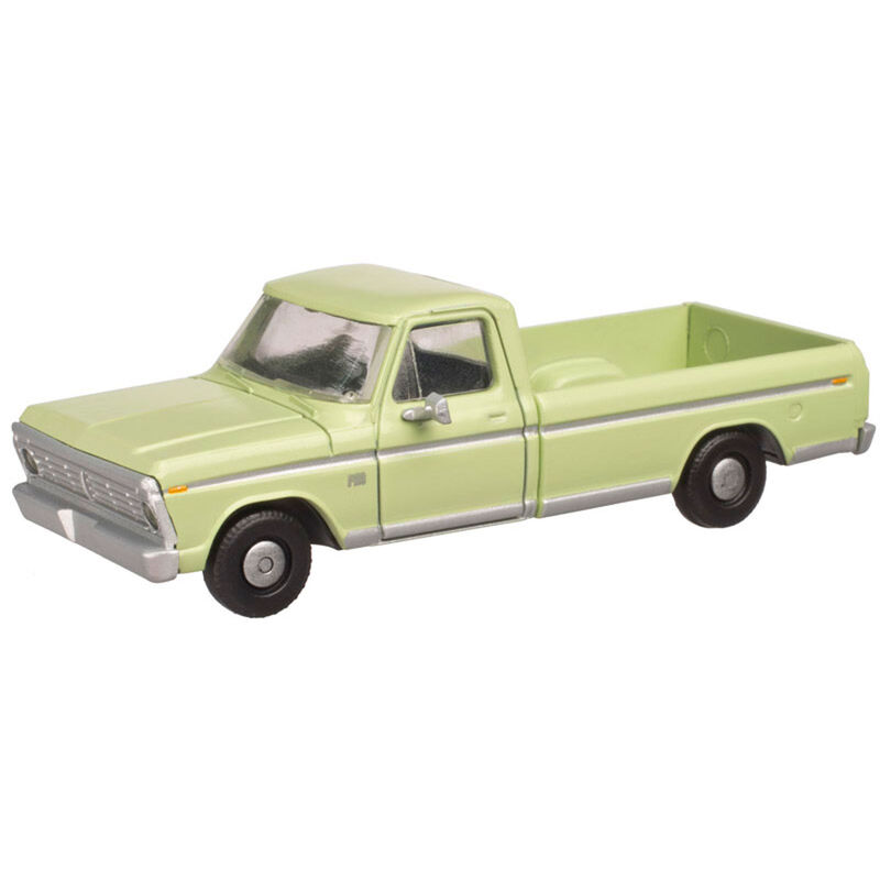 O Ford F-100 Pickup Winter Green