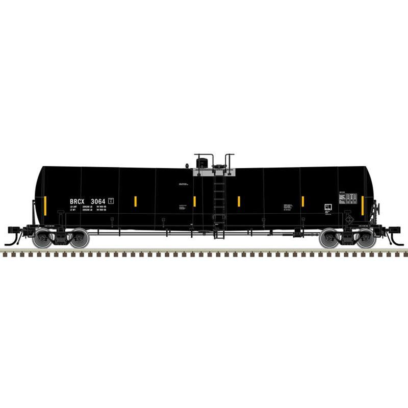 HO 25 000-Gallon Tank UTLX #3073