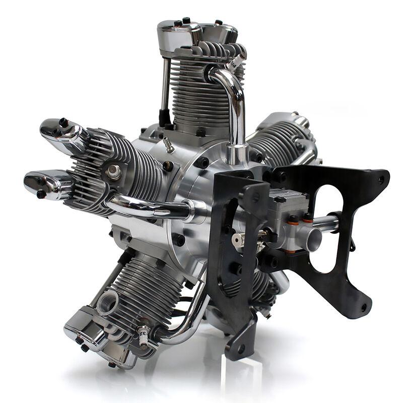 FG-73R5 73cc 5-Cylinder 4-Stroke Gas Radial Engine