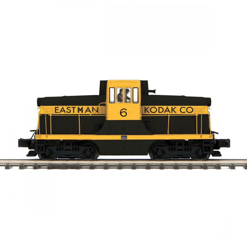 O Hi-Rail 44 Ton Phase 3 with PS3 Eastman Kodak #6