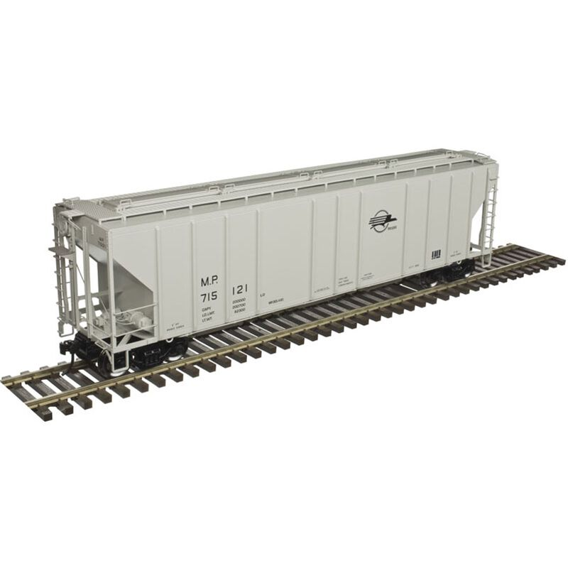 O PS-4427 Low Side Covered Hopper MP (2R)