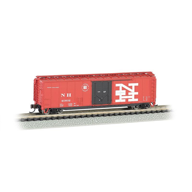 N 50' Plug Door Box NH