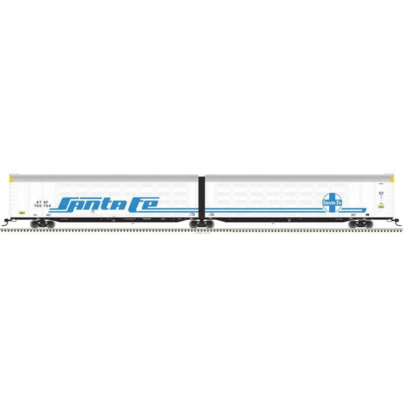O ArtAuto Carrier 3 Rail Santa Fe