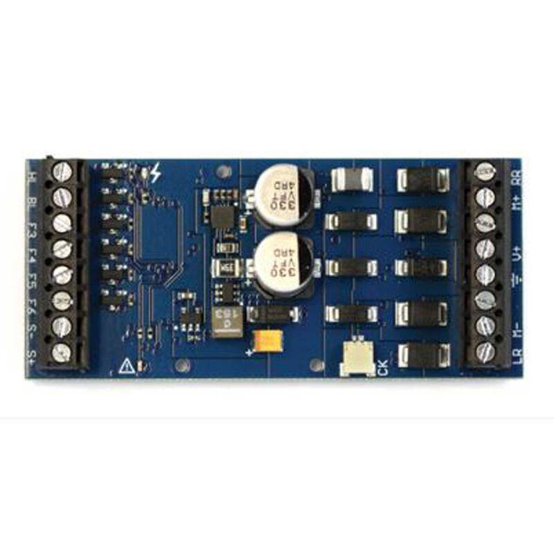 O DCC Sound TSU4400 Decoder Electric
