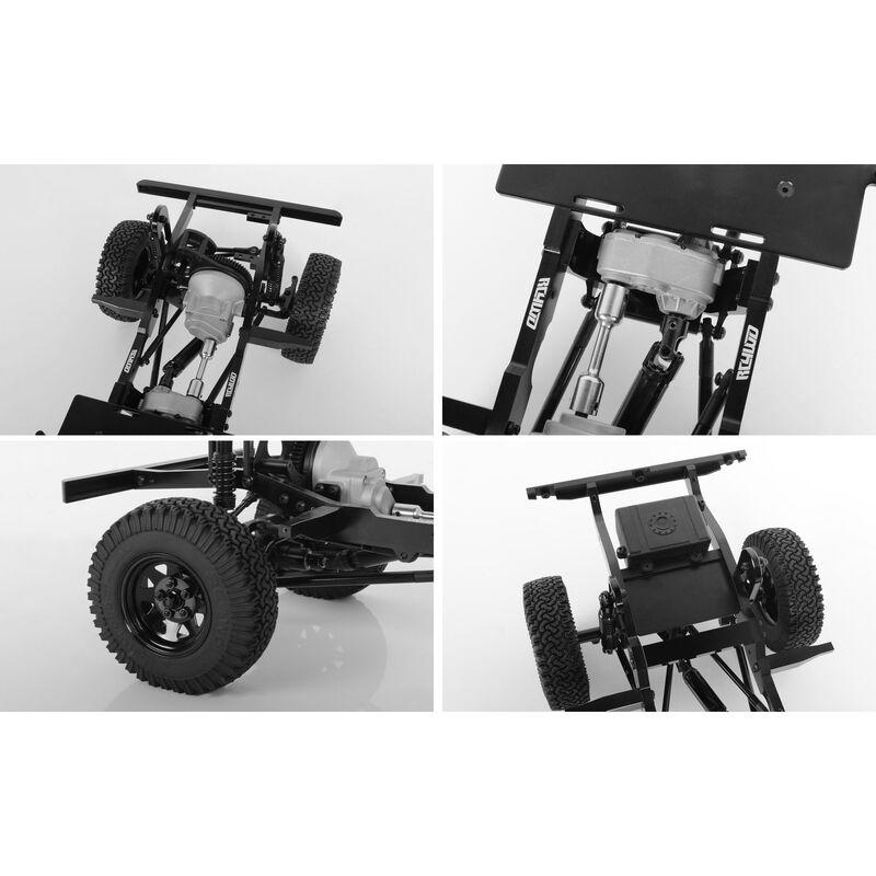 1/10 Gelande II 4WD Truck LWB Chassis Kit