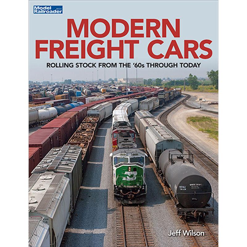 Modern Freight Cars