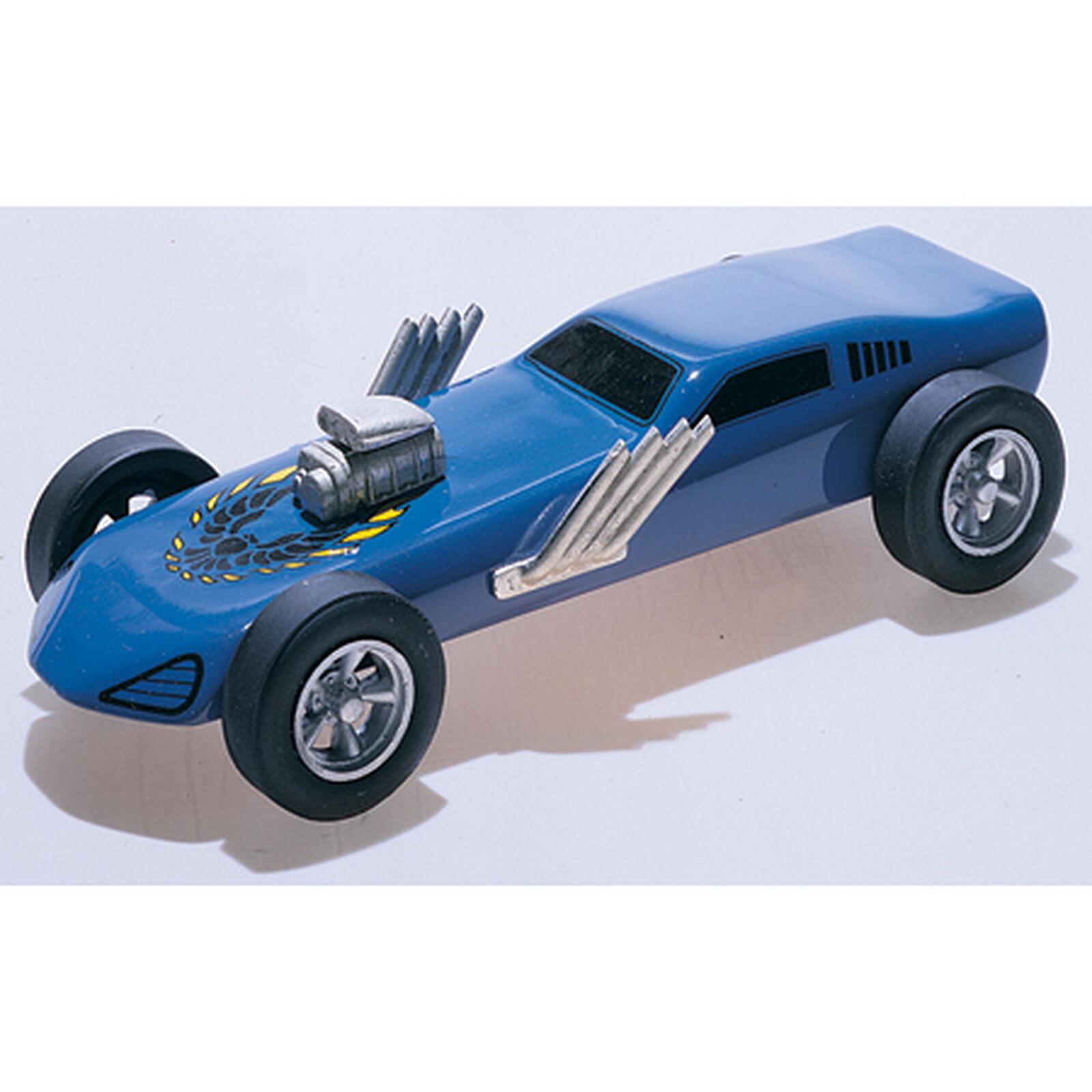 Deluxe Car Kit, Turbo Funnycar