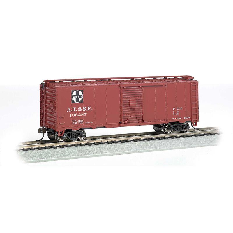 HO 1930-1950 40' Box SF #136287