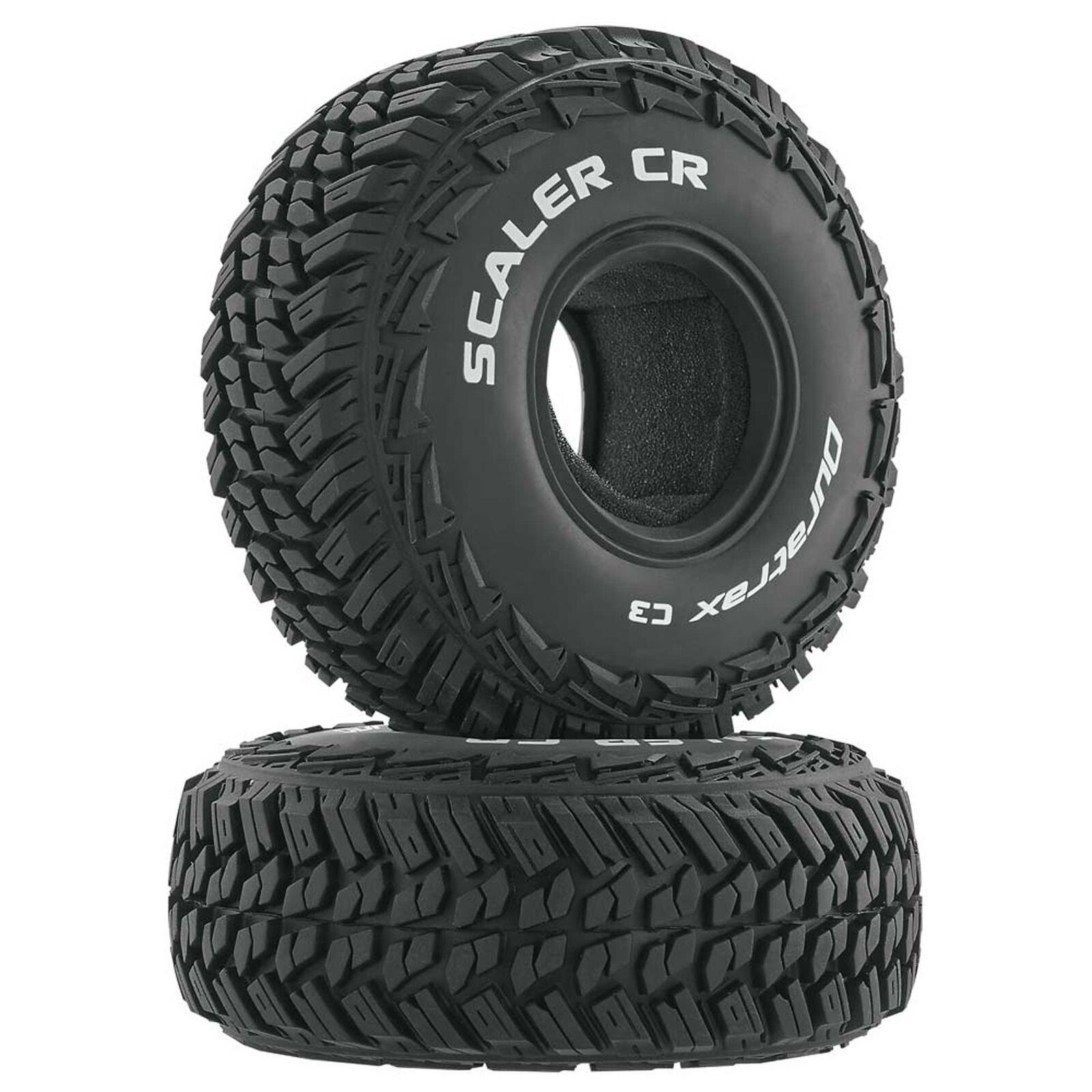 """Scaler CR 1.9"""" Crawler Tires C3 (2)"""
