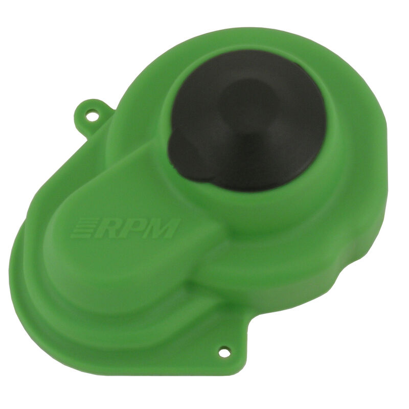 Sealed Gear Cover, Green: SLH 2WD.ST 2WD,Bandit,RU