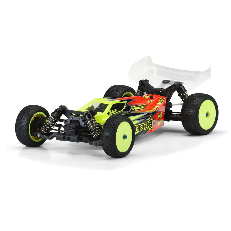 Clear Body, Elite Light Weight: 1/10 Tekno EB410